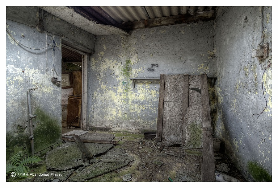 't Dakhuis – Lost & Abandoned Places